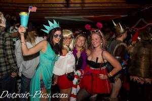 Browns Halloween Party 2015