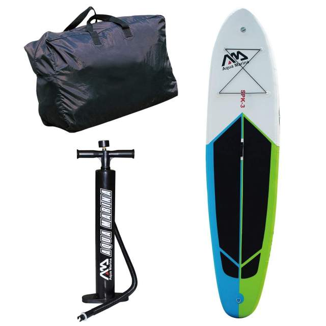 SPK-3 Inflatable Stand Up Paddle Board iSUP