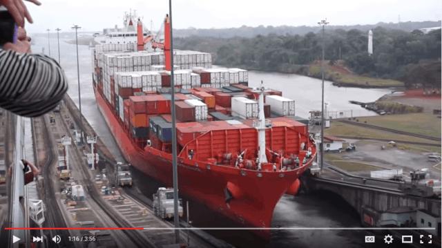 Panama Canal Smash