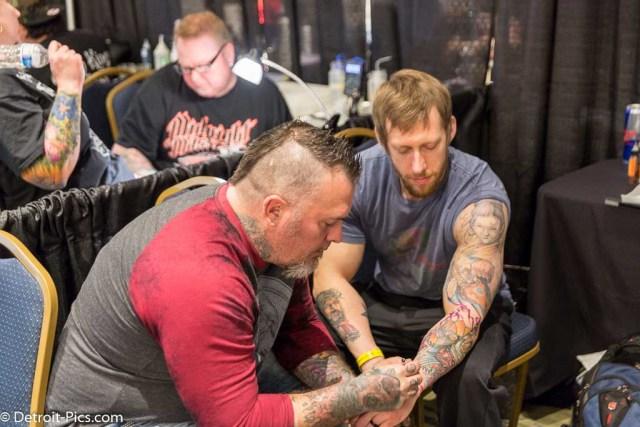 2016 Detroit Eternal Tattoo Expo