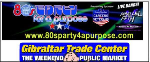 80's Party For A Purpose