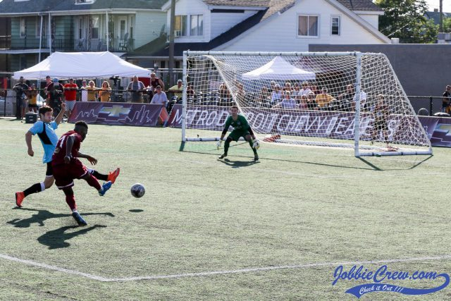 Detroit City FC VS Kalamazoo FC 6/19/16