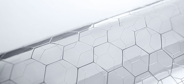 With 350 individual hexagons applied throughout each LELO HEX, the condom's surface tessellates and molds to the unique shape of the wearer. The result is a new feeling of intimacy and comfort never felt in condoms before