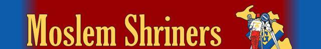 Moslem Shriners