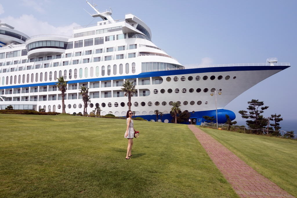 The Sun Cruise Maybe the most unique hotel in the world