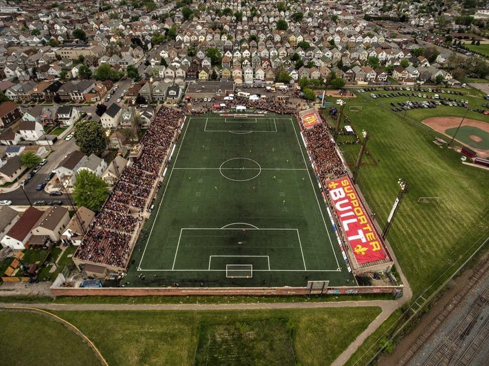 League Semi Pro Soccer