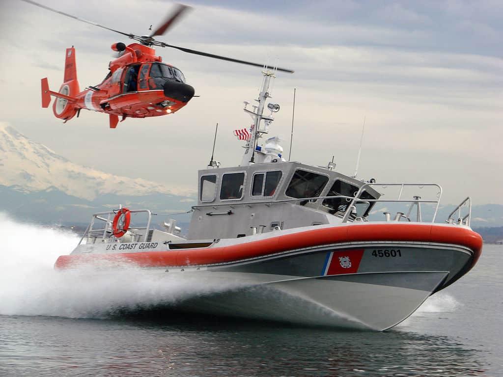 USCG US Coast Guard