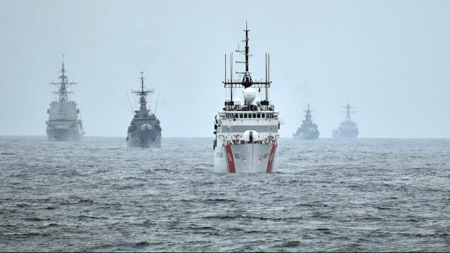 USCGC Escanaba