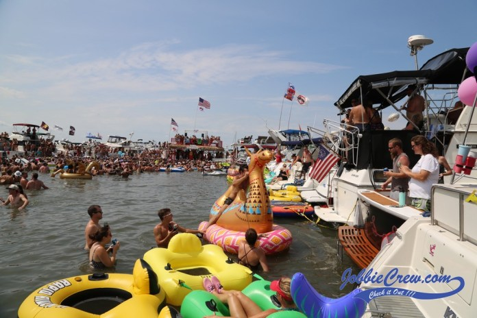 Images from Raft Off 2018