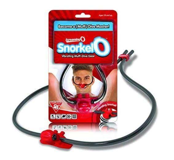 snorkelO oral sex snorkel