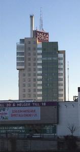 Höghuset där du hittar Jobblotsen