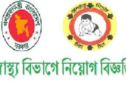 Health department Job Circular 2019