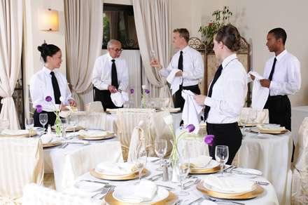 Banquet Server Job Description