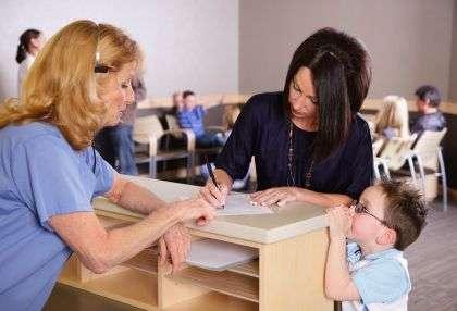 Medical Office Receptionist Job Description Example | Job ...