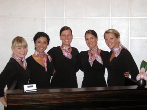 Hotel Hostess job description, duties, tasks, and responsibilities