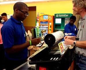 Kroger Cashier job description, duties, tasks, and responsibilities