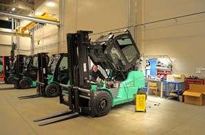 Forklift Driver job description, duties, tasks, and responsibilities
