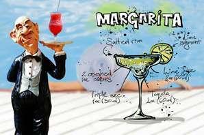Cocktail server resume
