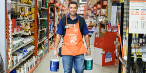 The Home Depot benefits and compensation