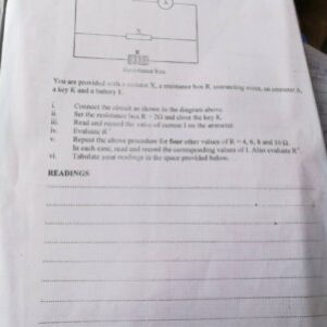 neco physics practical questions and answers 2021
