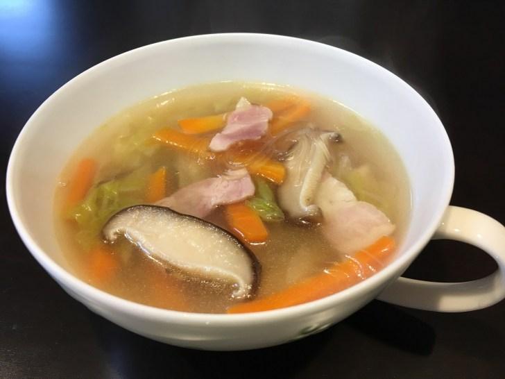 一人暮らし 自炊 簡単 冷蔵庫 節約 レシピ スープ 一汁一菜 ヘルシー