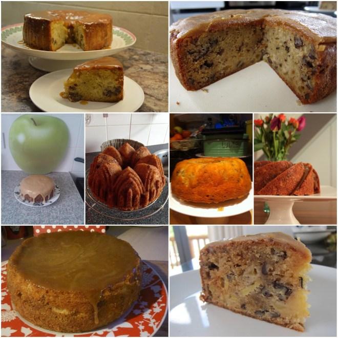 Readers apple chapel cake