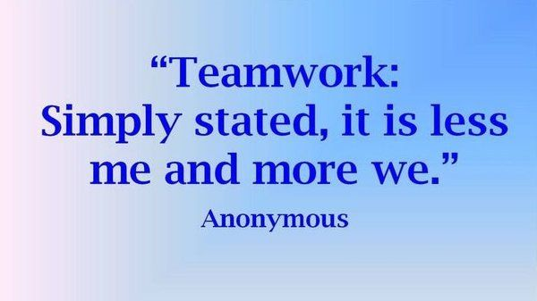 Motivational Quotes For Sports Teams: Teamwork Quote : 47 Inspirational Teamwork Quotes And