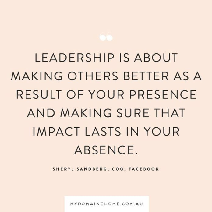 Inspire Inspirational Quotes On Leadership: Leadership Quote : Quotes From Female Leaders To Inspire