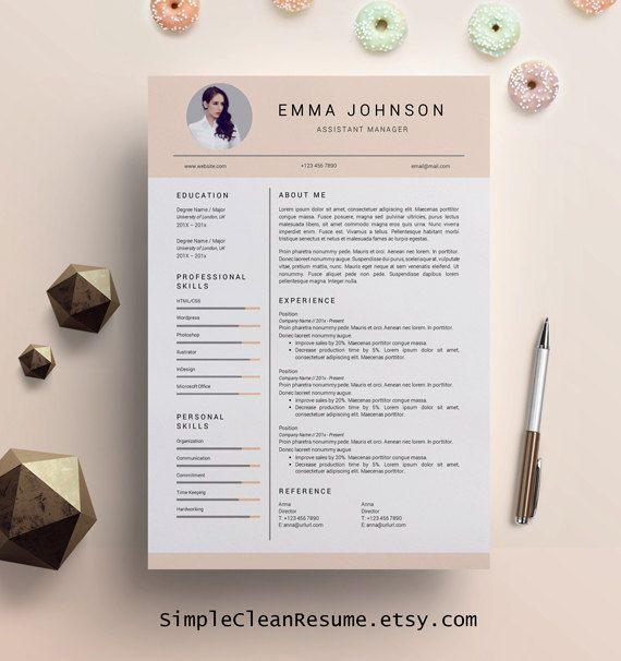 Infographic Creative Resume Template Creative Resume Design