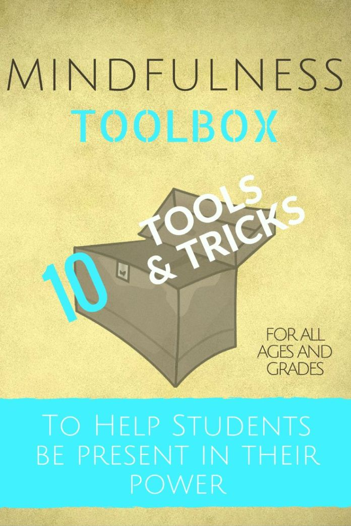 Stress Management Mindfulness Tools For Children And