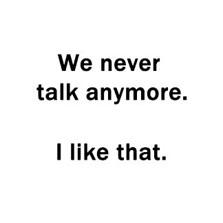 Work Quote : We Never Talk Anymore #quotes #sayings #IGIGI