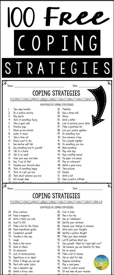 Stress management : 100 FREE coping strategies for anxiety ...