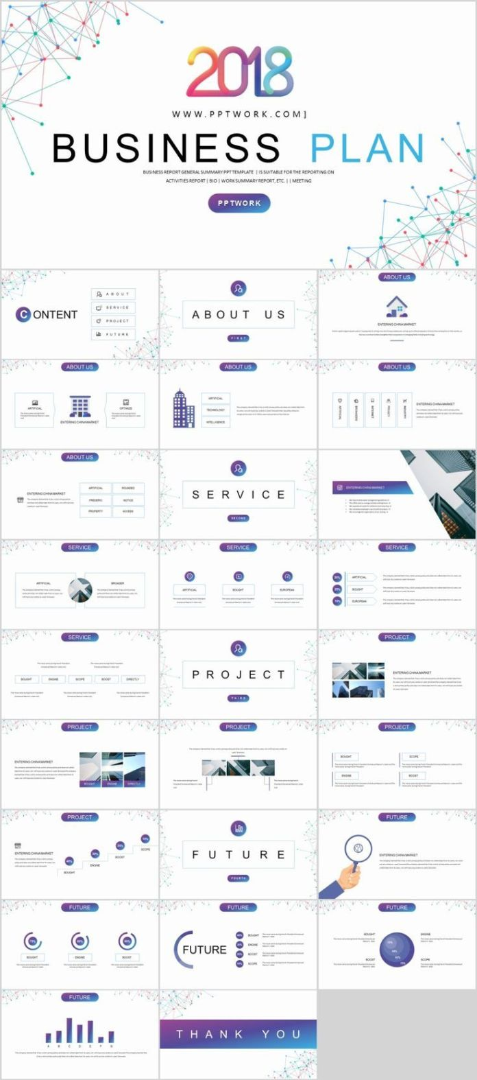 educational 27 best business plan creative powerpoint template
