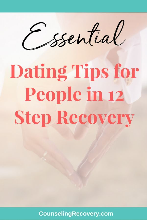 Stress management : Dating Tips in 12 Step Recovery | 12 step ...