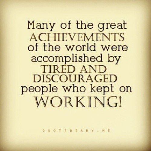 Work Quotes Avoiding Discouragement When Teaching Can Be A