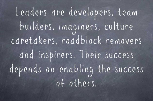 Work Quotes There Are Many Important Roles Leaders Play The
