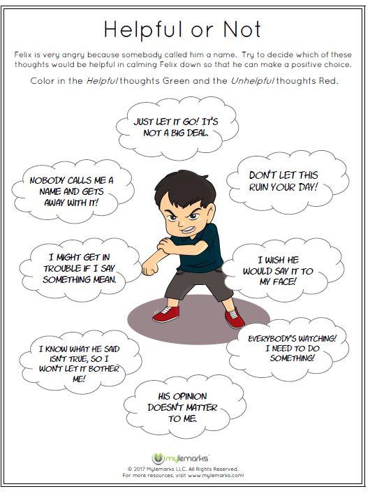 Stress management : Anger, coping skills, anger management ...