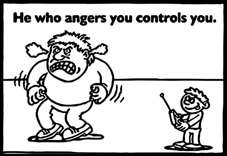 anger management coloring pages nice Anger Management Control Coloring Page   JobLoving.| Your  anger management coloring pages