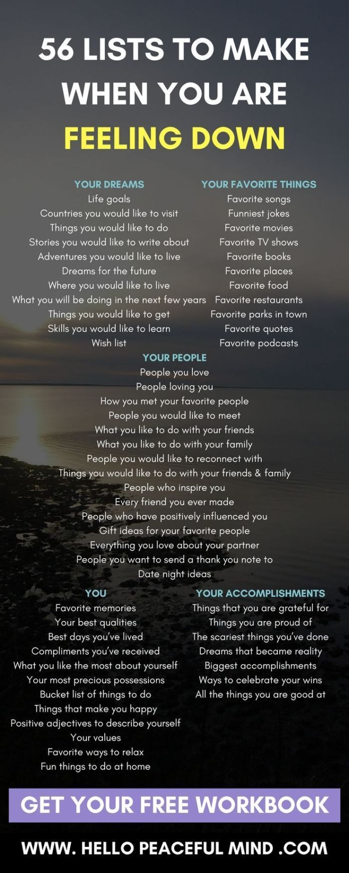 Work Quotes Are You Feeling Down Here Are Easy Lists To Make To