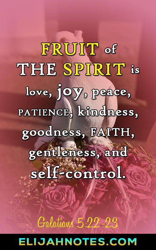 Work Quotes The Gift Of The Fruit Of The Spirit Bible Verses