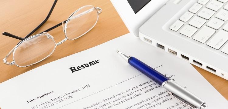 Start Writing Your Resume – Image