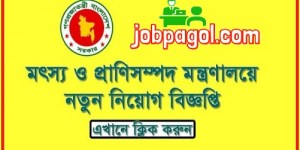 Fisheries Department Job Circular