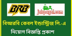 BRB Cable Industries Ltd job circular