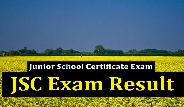 jsc result 2018 full marksheet