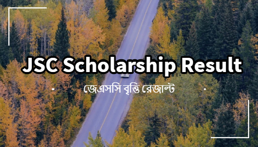 JSC Scholarship Result 2020