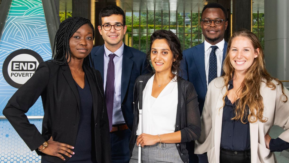 World Bank Young Professionals Program (WBG YPP) 2020