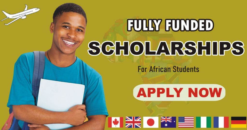 99+ International Scholarships for African Students 2021