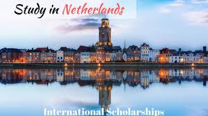 The Netherlands Orange Knowledge scholarship Program 2021 apply now