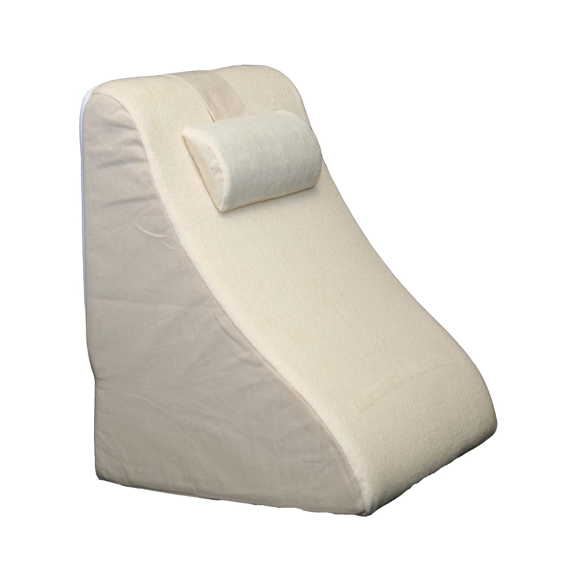br2500bw betterrest deluxe memory foam bed wedge