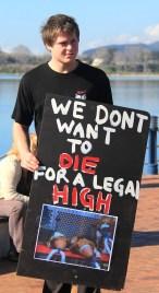 Tauranga Animal Testing Protest 30.7.2013(10)